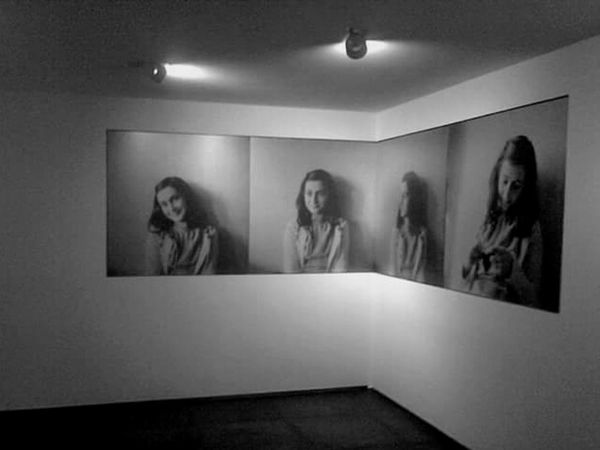 Annefrankhouse Amsterdam Beautiful Anne Visiting Museum