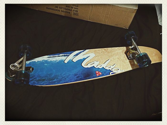 New board Skate Longboard Maddog Beach First Eyeem Photo