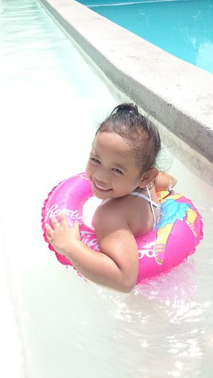 Cuteeee♥♡♥ Smile❤ Innocence Niece 💕 Summertime Swim Feel The Heat ...☀ Happiness The Week On EyeEm EyeEmNewHere