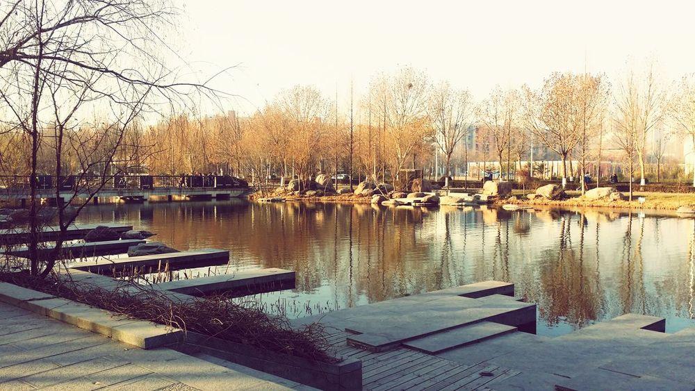 静静的眉湖