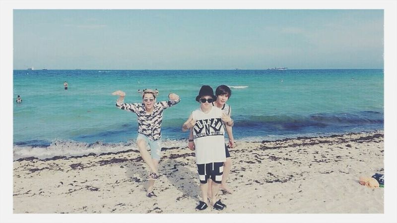 Zico Taeil Jaehyo Block B