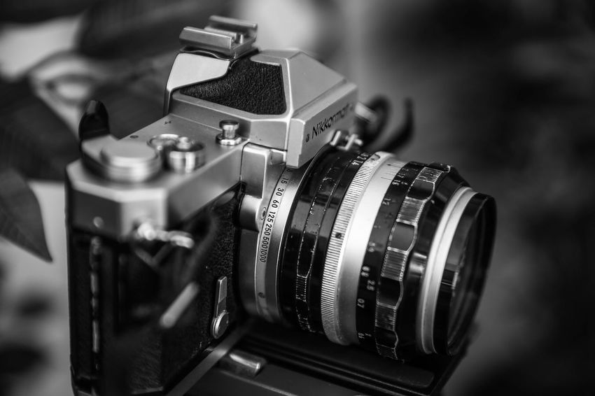 This is the film camera I use and have had for 5 years now - Check out Nikkormat FS (1965) to see the photos I've uploaded so far! Camera Nikon Blackandwhite Film Filmisnotdead 50mm 1.4 Tadaa Community EyeEm Best Shots Taking Photos