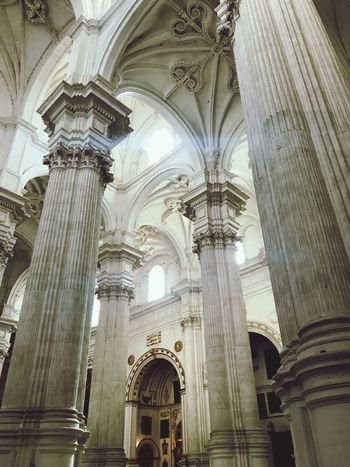 Carhedral Belief Religion Place Of Worship Architecture Low Angle View Spirituality Built Structure