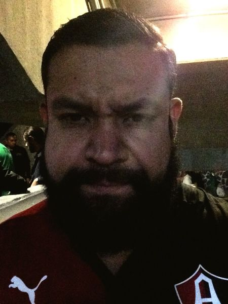 Check This Out That's Me Beardlife Atlas Rojinegro Estadiojalisco
