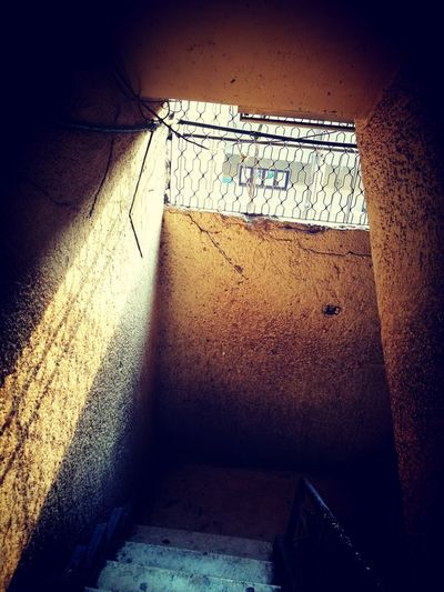 Stairs Old Light Vintage Wall Day Cultural First Eyeem Photo