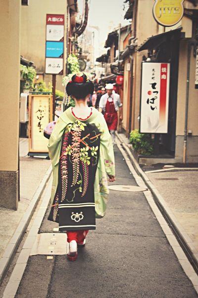 My Country In A Photo Kyoto,japan Explore Kimono Japanese  Traditional Beauty Geisha Maiko