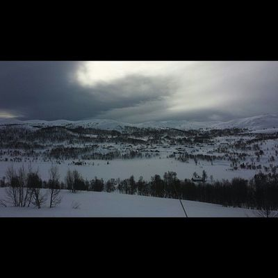 On the way to Rjukan WreckinRjukan Winterwonderland Norway norwayproblems
