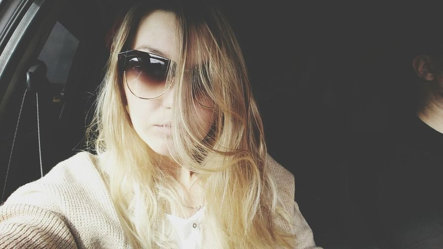 Selfie :) Selfie Girl Selfie ✌ Selfie ♥ Selfie✌ Selfietime Selfies! Glasses Blonde