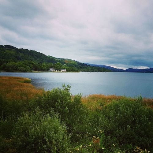 Tranquil Scene Lake Bala Lake Wales UK Walking Blue Nature Tranquility Fresh On Eyeem