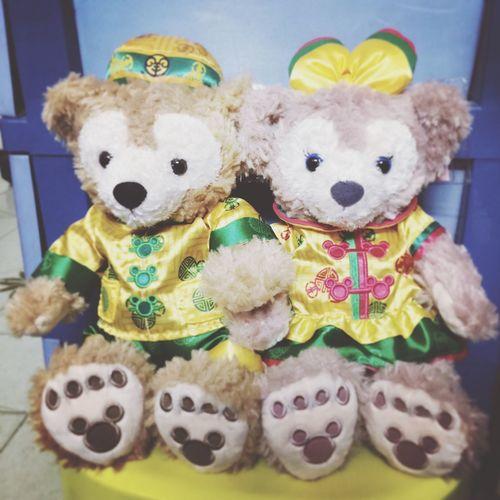 Duffy ShellieMay !!!! NewYear ! Bear Cute