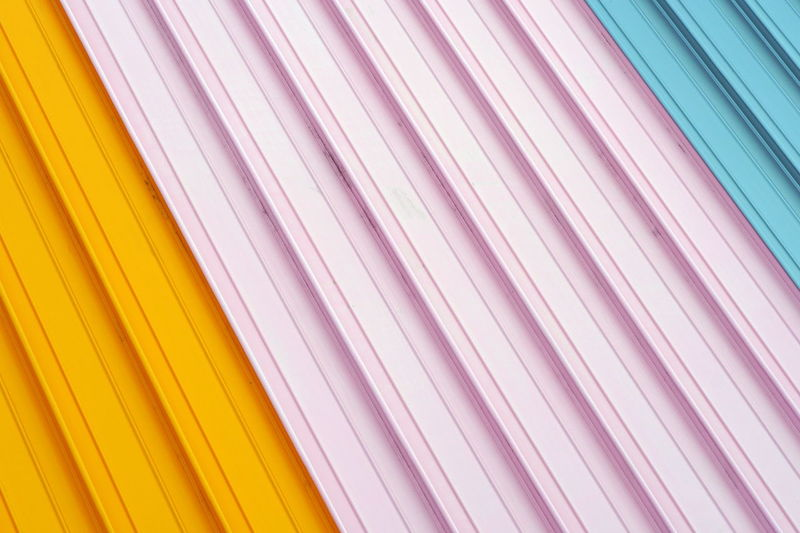 Full frame shot of multi colored slide