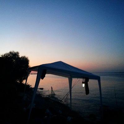 доброеутроРоссия доброеутротатарстан Кама утро рыбалка время 3:30
