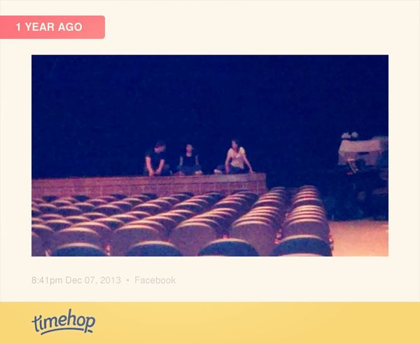Drama club 1 year ago That's Me Enjoying Life Hanging Out Party