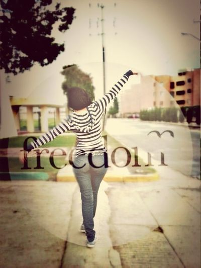 Be Free. <3