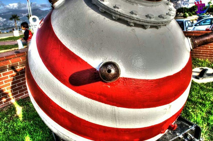 İskenderun Mines Uboot Underwaterbomb