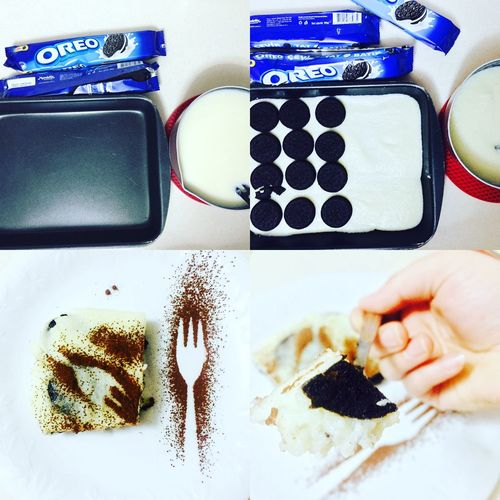 Oreo Cake Oreo ♥ Bilokma Delicious Yummy :) Food
