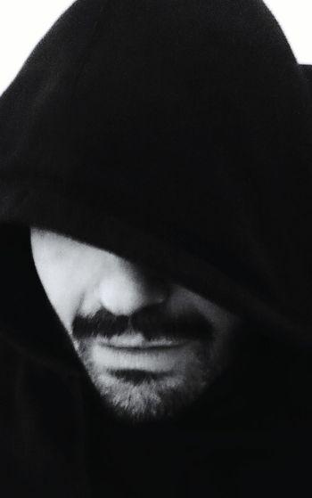 Dark Love Man Incappucciato