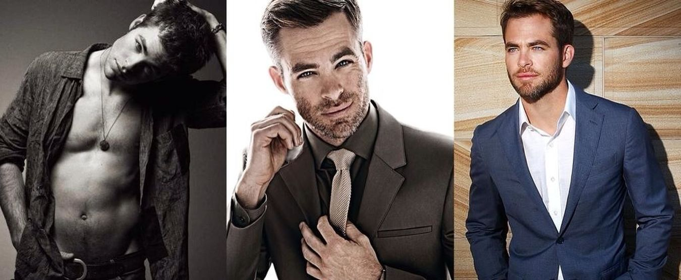 MyManCrushAllDayEveryday Chris Pine is BAE ?