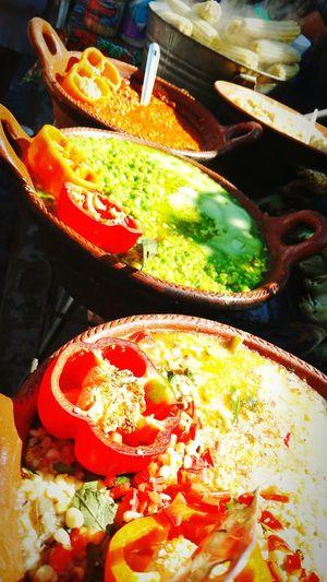 Colores Mexico De Mis Amores Peña De Bernal Maiz