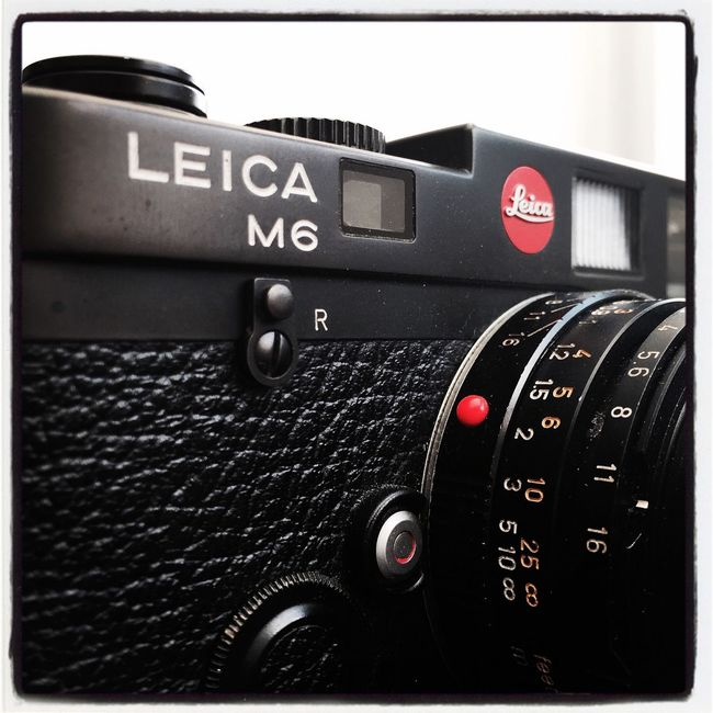 Leica iphone6