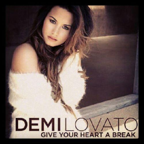 Now Playing DemiLovato @demilovato_92 @therealddlovato GiveYourheartabreak