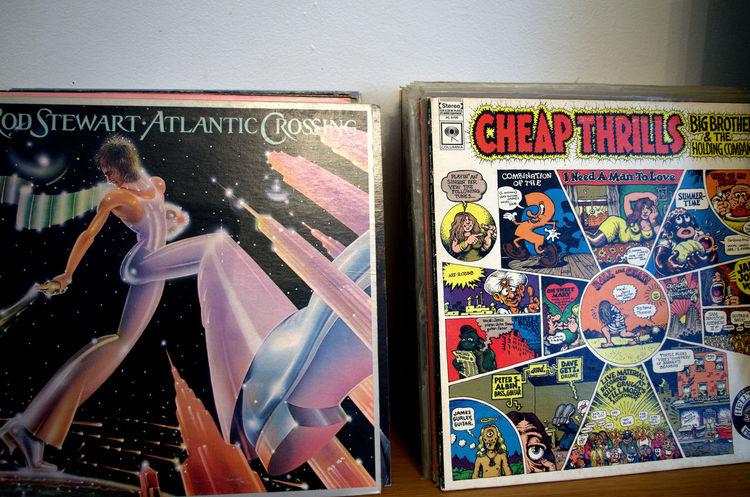 Man i dig those rhythm and blues Pop Culture Recording Media Vinyls LP Records Collection Vinyl LPs 33 The 70's 70's Vinyl Revival
