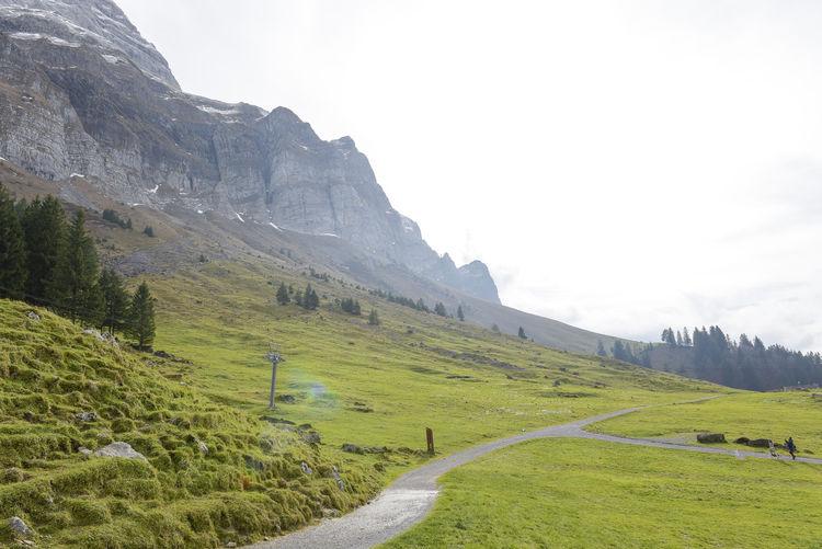 Autumn Alps Beauty In Nature Day Landscape Mountain Nature Outdoors Scenics Sky Summer Swiss Alps Swiss Mountains Switzerland Valley Winnter