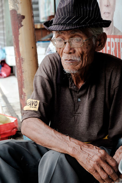 Senior Adult One Senior Man Only One Man Only Senior Men Only Men One Person Sitting Adults Only Adult People Portrait Beard Gray Hair Men Working Seniors Real People Day Indoors  Old Man Portrait EyeEm Gallery Eyeem Philippines