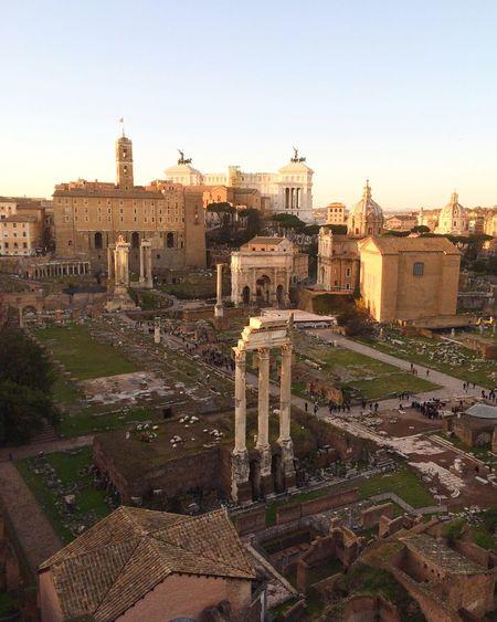 Ancient Rome Ancient Rome Roma Italy Europe Romanforum Forumromanum Colosseo Palentino Hill Roman History Travel Wanderlust Travel Photography EyeEm