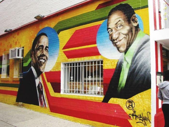 Graffiti Cosby