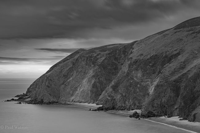 Somerset England Sony A7RII Beauty In Nature Blackandwhite Camshy Cloud - Sky Coastal Environment Monochrome Nature No People Outdoors Scenics - Nature Sea Life Sky Water