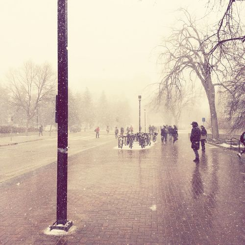 Spring? C'mon! Winnipeg Problems