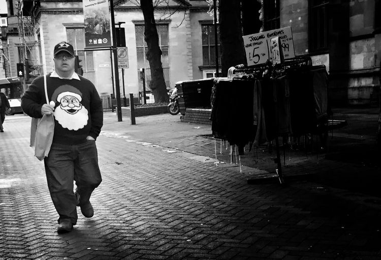 Merry Christmas one and all . Blackandwhite Shootermag Streetphotography Christmas The Street Photographer - 2015 EyeEm Awards