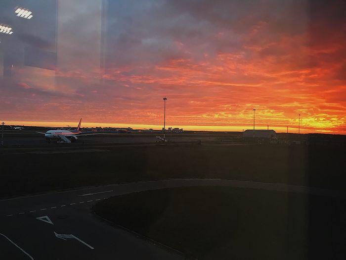 Airport Cloud -