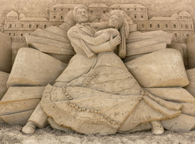 Sand sculptures exhibition in Jesolo (VE) ITALY. Theme of the show: the European capitals. Architecture Art Beach Beautiful BIG Capitals  Castle Competition Construction Creation Design European  Exhibition Fantasy Festival Figure Form Fun Holiday Jesolo Leisure Play Sand Sandcastle Sandy