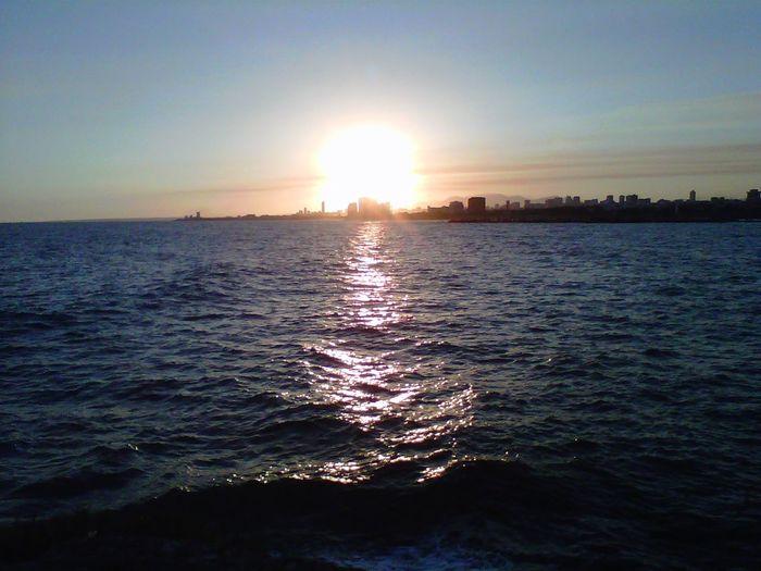*-* Nofilter Cea  Watching The Sunset Waterreflexion