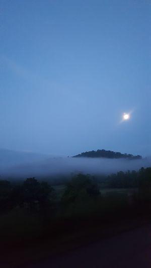 Foggy Morning Taking Photos Peace Sun Rise Gold Club