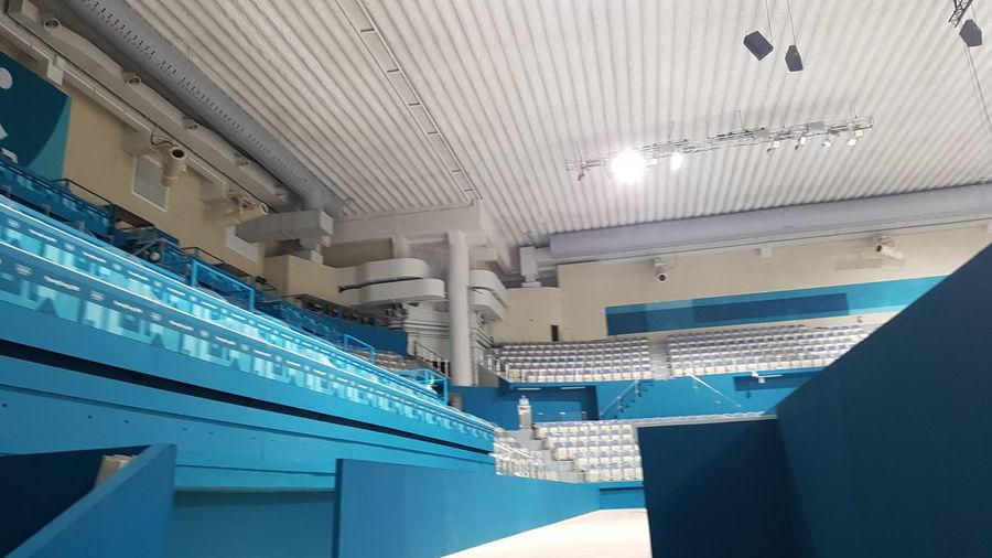 Staduim  Stadium Pyeongchang Supervisor Limited