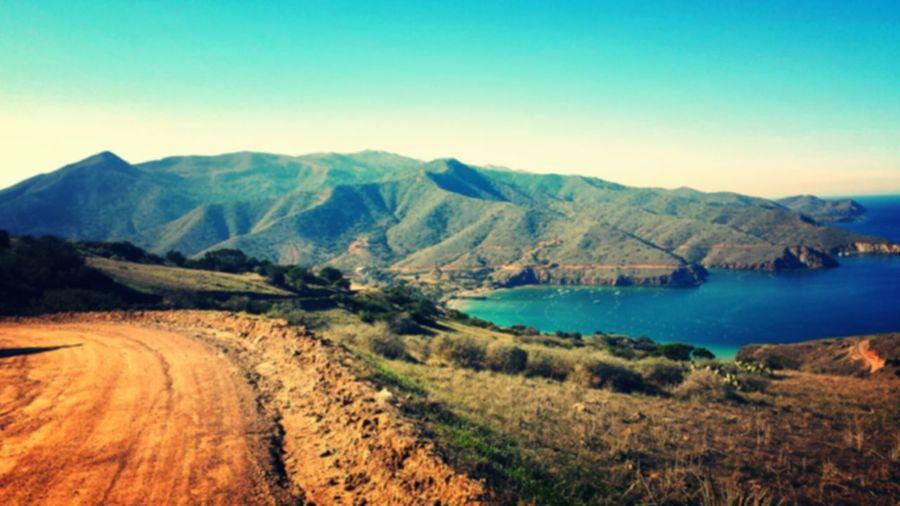 Hiking Catalina Mountains  Catalina Island  The Great Outdoors - 2016 EyeEm Awards