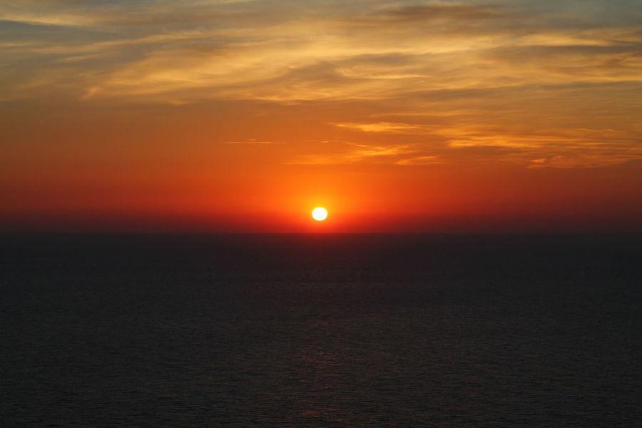 Sunset Sea Romantic Sky Mallorca❤️ Beautifulday Sun Remember Summer  Backflash Good Times Love Nature