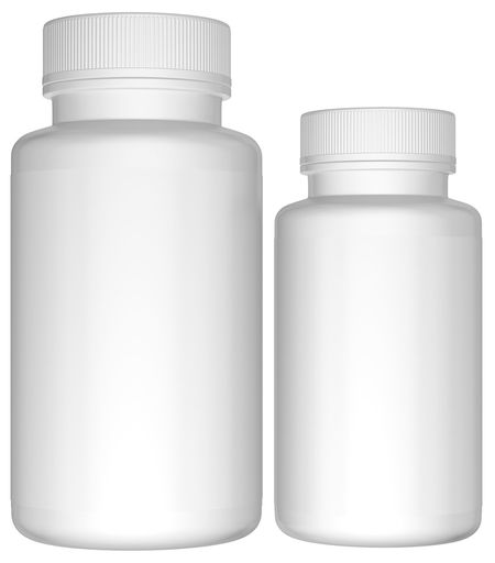 Close-up of bottle against white background