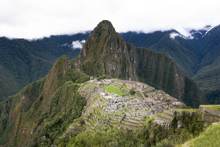 Andes Machu Old