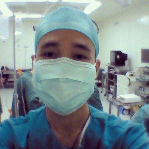 Selfie Operasi Laminectomi 4 Menunggu