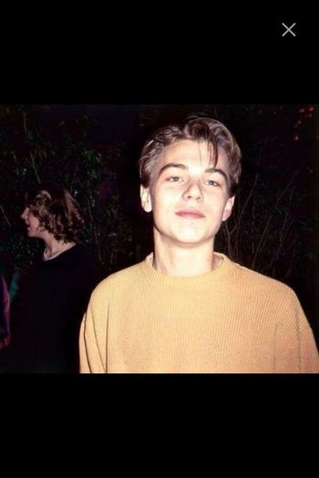 Young Leo Leonardo Dicaprio Leonardodicaprio  Love Perfect Mylife