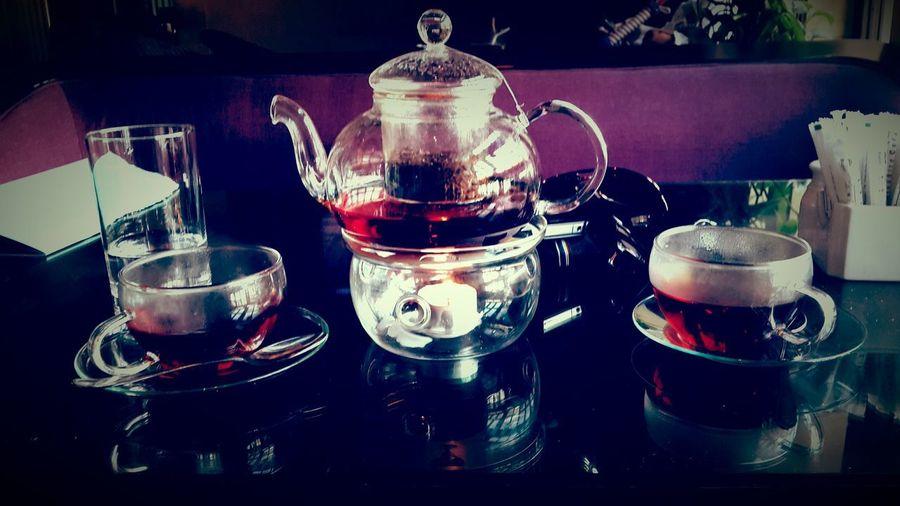 Drinking Glass Drink No People Tea Time EyeEmNewHere Tea Tea Cup Good Times