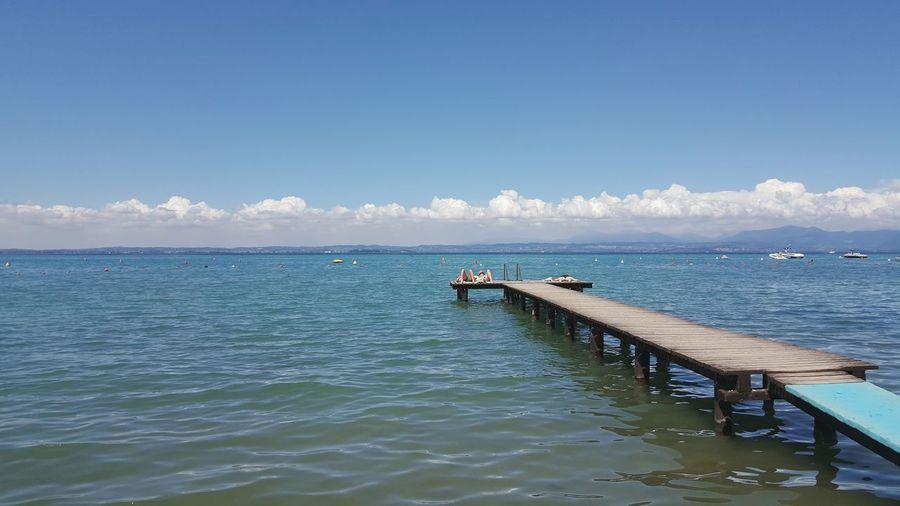 See Lake Lake View Lakeshore Lakes  Lakescape Italy Gardasee