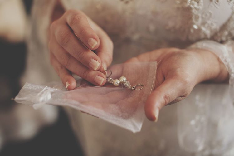 Pearls Pearl Jewelry Hautecouture Haute Couture Hands Woman Bride Wedding Dress EyeEmNewHere Human Hand Close-up Sewing Needle Stitching Fashion Designer Embroidery Textile Factory Sewing Craftsperson Tailor Sewing Item Needlecraft Product