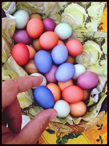 Jetzt darf ich! Easter Egg ganz klein. It's Magic !