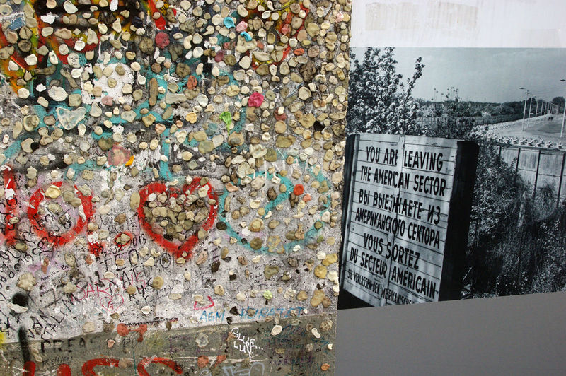 Berlin Wall Berlin Wall Graffiti Berlin Wall Gums Berlin Wall Memorial Berlin Wall Potsdamer Platz Wall Neighborhood Map in Berlin Discover Berlin