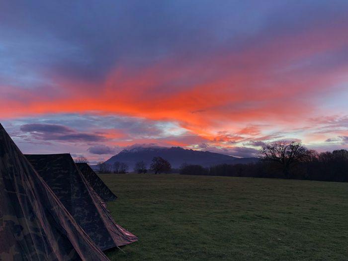 Sunrise ☀️ Sky